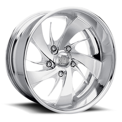 Boyd Coddington Wheels Harm - Polished Rim - 17x10