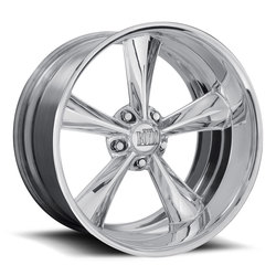 Boyd Coddington Wheels J5R - Polished Rim - 24x15