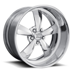 Boyd Coddington Wheels Knoxville - Polished Rim - 24x15