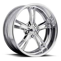 Boyd Coddington Wheels Nitro - Polished Rim - 24x15