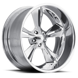 Boyd Coddington Wheels Pro Rod - Polished Rim - 24x15