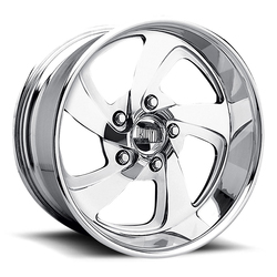 Boyd Coddington Wheels Rodder - Polished Rim - 17x10
