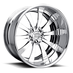 Boyd Coddington Wheels Spectrum - Polished - 15x3.5
