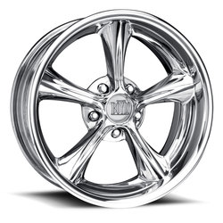 Boyd Coddington Wheels Spire - Polished Rim - 19x12