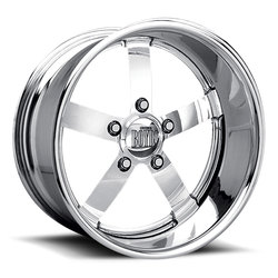 Boyd Coddington Wheels Timeless - Polished - 15x15
