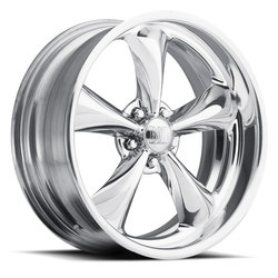 Boyd Coddington Wheels Ultimate 5 - Polished Rim - 19x12
