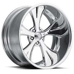 Boyd Coddington Wheels Crown Jewel - Polished Rim - 24x15