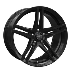 Carroll Shelby Wheels CS 14 - Black Rim
