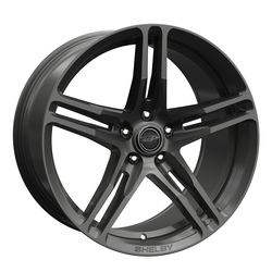Carroll Shelby Wheels CS 14 - Gunmetal Rim