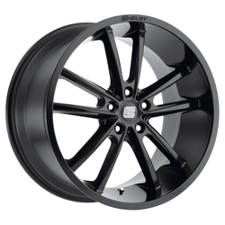 Carroll Shelby Wheels CS 2 - Black Rim - 20x9