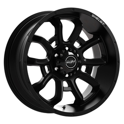 Carroll Shelby Wheels CS 44 F150 - Black Rim - 20x9