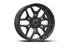Carroll Shelby Wheels CS 45 - Black Rim - 20x9
