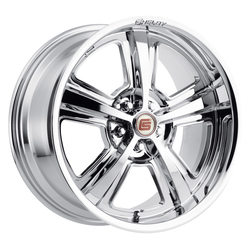Carroll Shelby Wheels CS 69 - Liquid Chrome