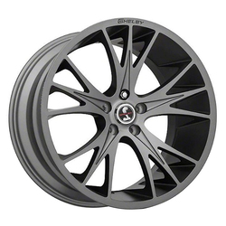 Carroll Shelby Wheels CS-1 - Gunmetal Rim - 20x9