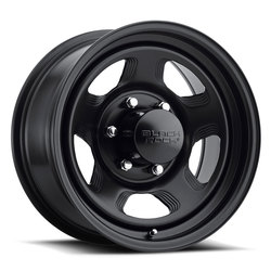 Black Rock Wheels Series 941 Dune - Matte Black