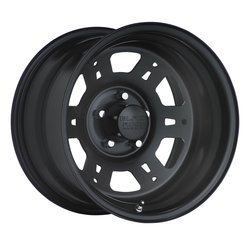 Black Rock Wheels Lobo - Satin Black Rim