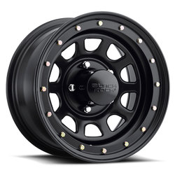 Black Rock Wheels Series 952 Street Lock - Matte Black
