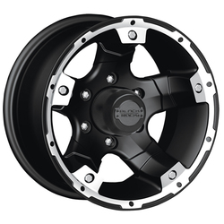Black Rock Wheels 900B Viper - Black