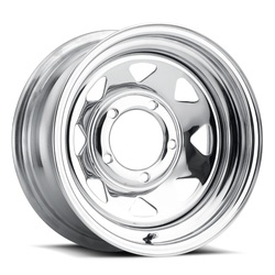Cragar Wheels 315 Nomad - Chrome Rim