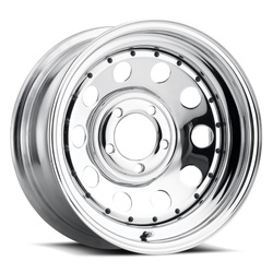 Cragar Wheels 320 Quick Trick - Chrome - 16.5x9.75
