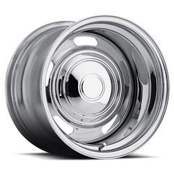 Cragar Wheels 373 Rally - Chrome Rim - 15x8