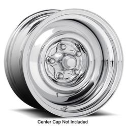 Cragar Wheels Vegas 323C - Chrome Rim - 15x7
