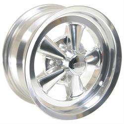 Cragar Wheels 610P G/T RWD - Polished Rim - 17x7