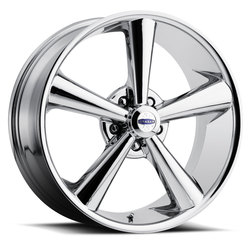 Cragar Wheels 614C S/S Modern Muscle - Chrome Rim