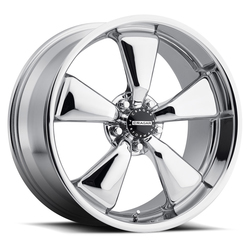Cragar Wheels 617C Modern Muscle-Chrome - Chrome Plated Rim