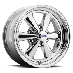Cragar Wheels 61C S/S 6 Spoke Super Sport - Chrome Rim
