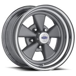 Cragar Wheels 61G S/S Super Sport Direct Drill - Gray Rim