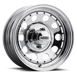 Unique Wheels 96 Modular - Chrome - 16.5x9.75
