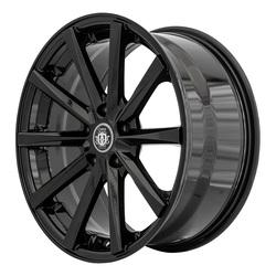 Curva Wheels C10N - Gloss Black Rim - 19x9