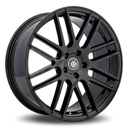 Curva Wheels C16 - Gloss Black