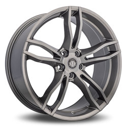 Curva Wheels C17 - Gray
