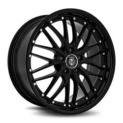 Curva Wheels C3 - Gloss Black Rim