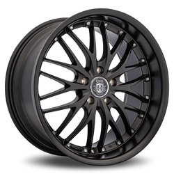 Curva Wheels C3 - Matte Black