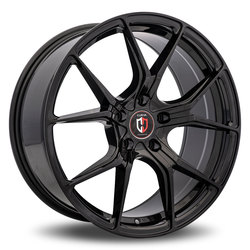 Curva Wheels C42 - Gloss Black