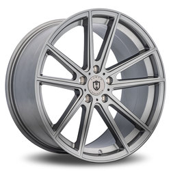 Curva Wheels C44 - Gloss Gunmetal
