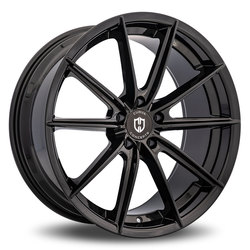 Curva Wheels C46 - Gloss Black