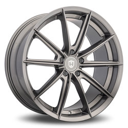 Curva Wheels C46 - Gloss Gunmetal