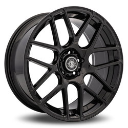 Curva Wheels C7 - Gloss Black