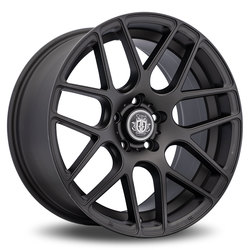Curva Wheels C7 - Matte Black