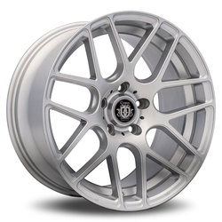 Curva Wheels C7 - Silver