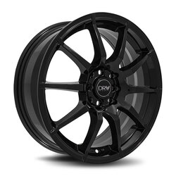 Diablo Racing Wheels DRW D11 - Gloss Black Rim