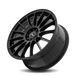Diablo Racing Wheels DRW D15 - Gloss Black Rim