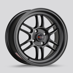 Drag Wheels Drag Wheels DR21 - Flat Black