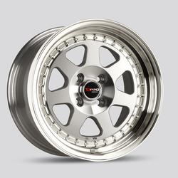 Drag Wheels DR27 - Machined Rim