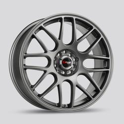 Drag Wheels DR34 - Charcoal Gray Rim