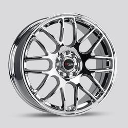 Drag Wheels DR34 - Chrome Rim